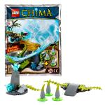 Lego Lego Legends Of Chima 391402 Лего Легенды Чимы Рампа для прыжков