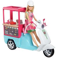 Mattel Barbie FHR08 Барби Бистро-скутер